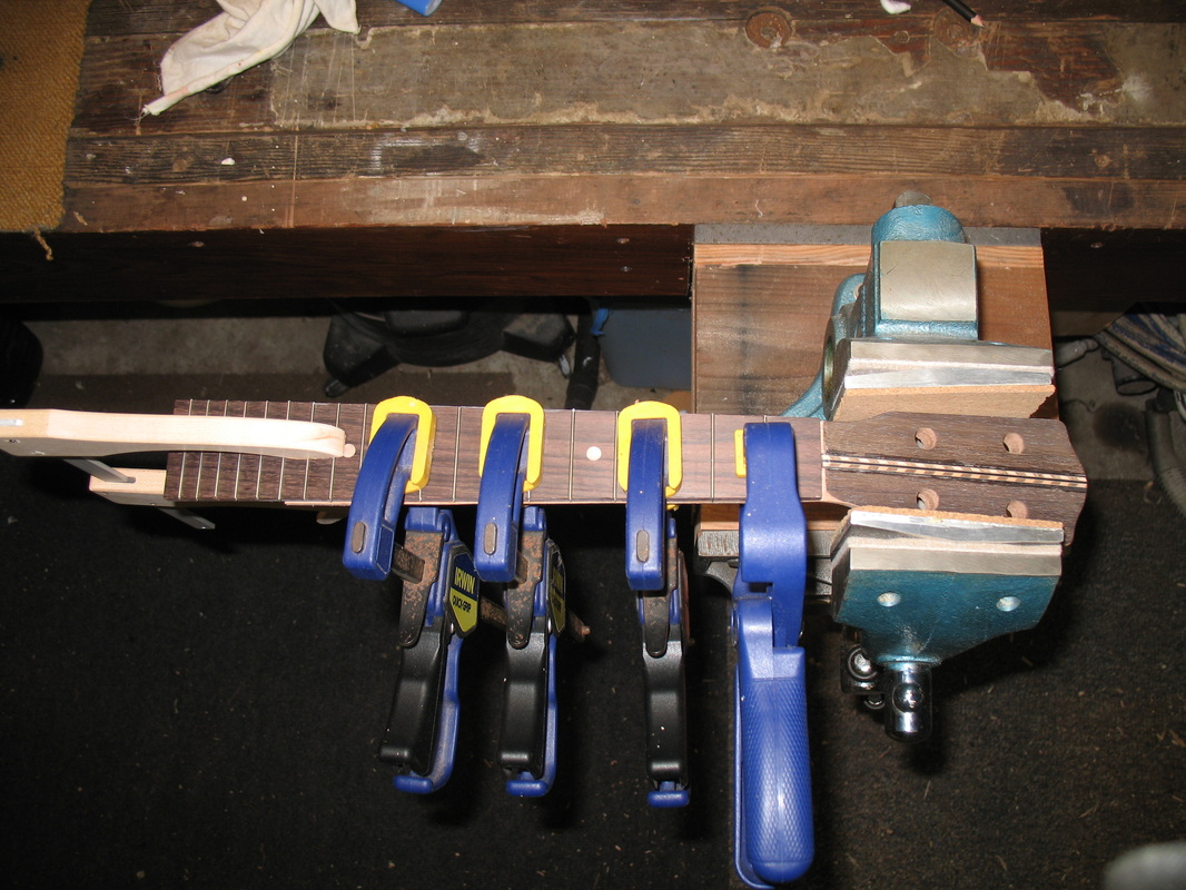 how to build a tenor ukulele